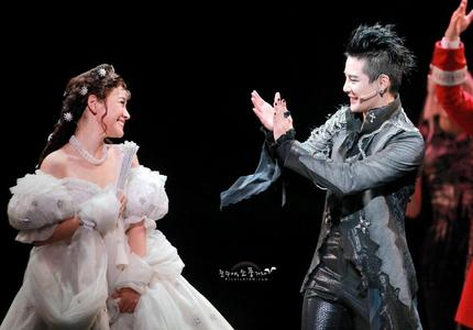 By the end of 2013 how many different productions of musicals will Junsu have performed in?