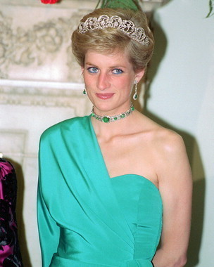 Princess Diana and Prince Charles were divorced back in 1996