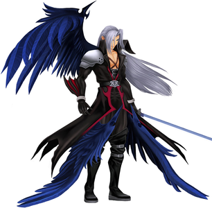 True atau False: If anda defeat Sephiroth in Kingdom Hearts II, your Drive Gauge is upgraded.