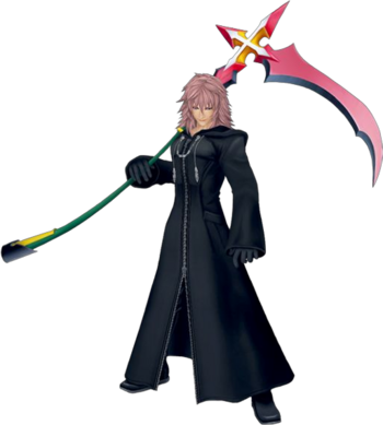 To avoid being killed sejak Marluxia's 3-2-1 countdown in the final re:CoM battle, anda must...