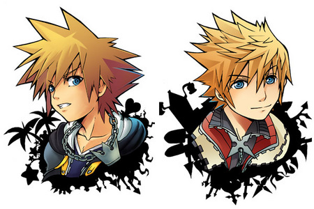 What is Sora to Roxas?