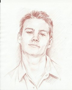 Who is this male main cast member in this drawing