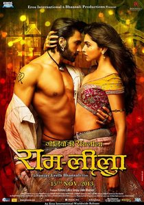 Which role is played 由 Deepika in Ram-Leela