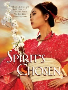 """Who is the author of """"Spirit's Chosen""""?"""