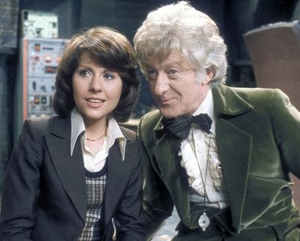 what episode did we first see Sarah-Jane Smith?