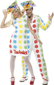 T/F: Twister was once accused of being a sex game.