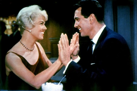"""What is Rock Hudson's character's job in """"Pillow Talk""""?"""