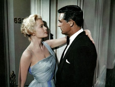 """Which film starring Grace Kelly is the following line from: """"From where I sat it looked as though te were trying to conjugate some irregular verbs."""""""