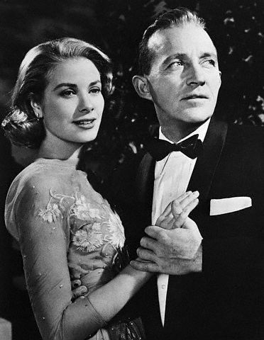"Apart from ""The Country Girl"", in what other film did Grace co-star with Bing Crosby?"