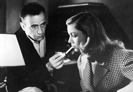 Which of the following is NOT a Bogie & Bacall film?