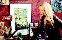 "Rebekah :""Maybe once. Not anymore. [?], found it!"""