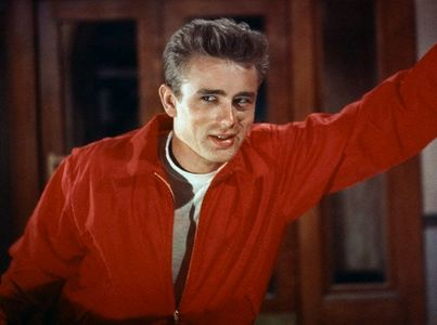 What's the name of James Dean's character in the film?