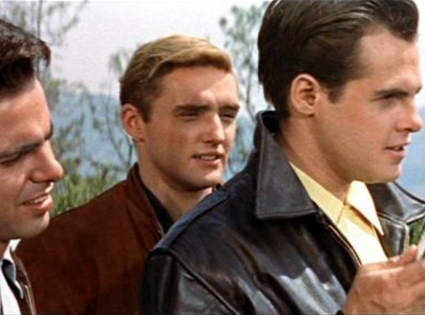 "True or False: ""Rebel Without A Cause"" was Dennis Hopper's film debut."