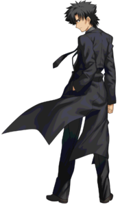 Who is the father of Kiritsugu Emiya?