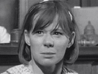 Which actress played Mayella Ewell?