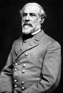 Which character is named after the Civil War General Robert E. Lee?