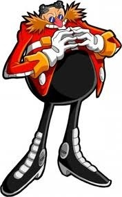 What is sonic's arch enemy's real name