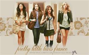 "Which ""Pretty Little Liars"" star guest starred as Barney's half-sister Carly and Ted's girlfriend?"