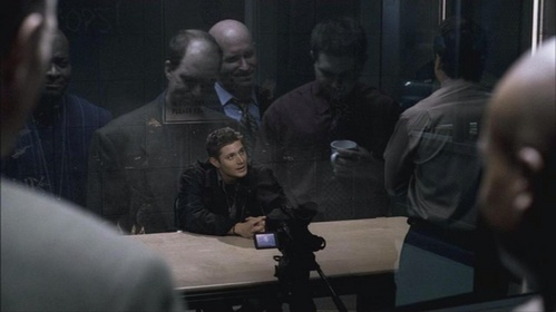 """As Dean was giving his """"confession"""" to the police, which of the following didn't he say?"""