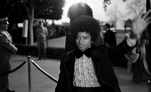 At 14, Michael was the youngest performer to sing at the Academy Awards back in 1973