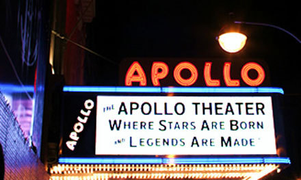 As a member of the Jackson 5, Michael won a won the contest during amatuer night at the Apollo theatre in Harlem back in 1967
