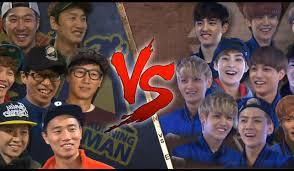 Who's out first in Running Man 171??