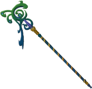This weapon belongs to?