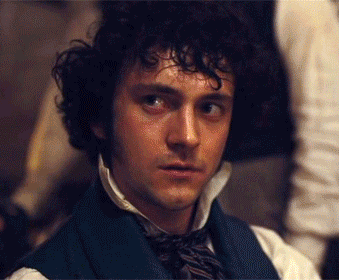 Les Miserables Adds Newcomer George Blagden As Grantaire ...  George Blagden Les Miserables Grantaire