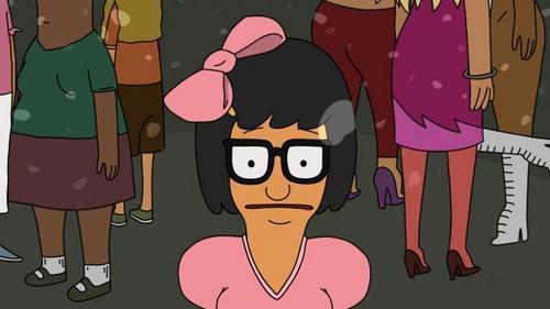 Tina's__ Birthday.