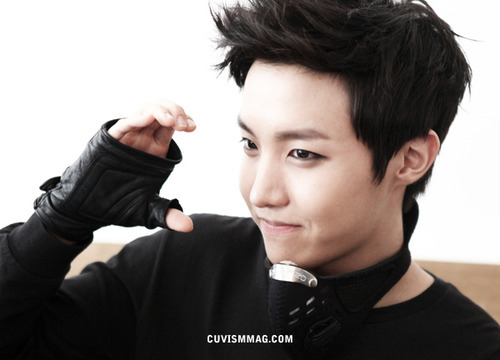 Before He joined the group, J-HOPE was active in the___________.