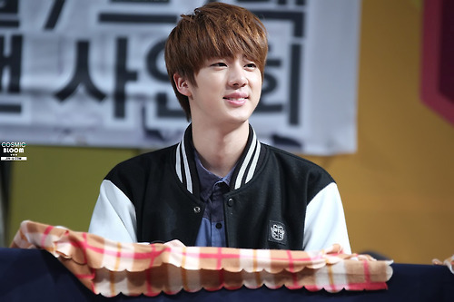 Jin's Birth Name is__________.