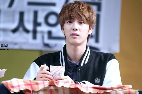 •Jin's Favorite Color•