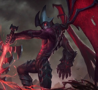 What is the name of Aatrox ultimate (R)?!
