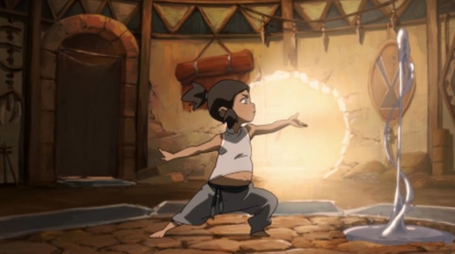 How old is Korra in this picture?