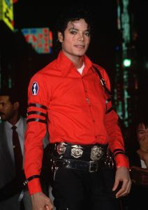 What country was this photograph taken of Michael back in 1987