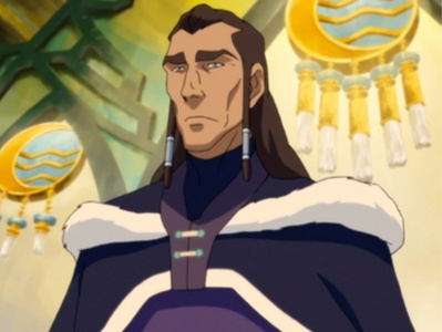 What's his relation to Korra?