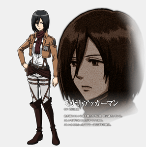 What grade place was Mikasa ?