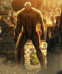 Who is the Armored Titan?