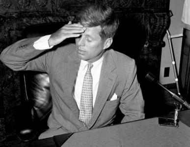 If John F. Kennedy had survived his assassination attempt, how old would he be today?