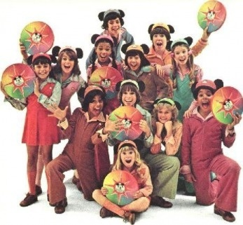 """Prior to portraying rich kid, Blair Warner, on """"The Facts Of Life"""", Lisa Whelchel got her start as a Mouseketeer in mid-70's"""