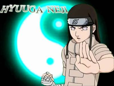 How many strikes neji jutsu