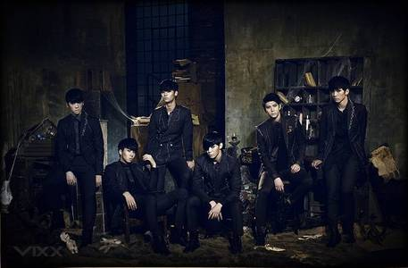 "Who does VIXX lift at the beginning of their song ""Voodoo Doll""?"
