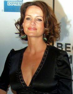 "Carla Gugino provided the voice of Delilah in the 1996 Disney film, ""Homeward Bound 2: Lost In San Francisco"""