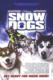 "What an was the Disney film, ""Snow Dogs"", released"