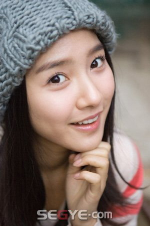 When did kim so eun enroll movie and theater department in Chungang University?