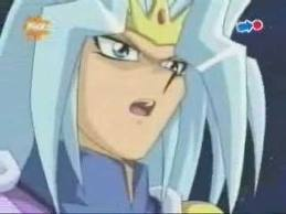 what episode did Dartz montrer yami and Kaiba his past?