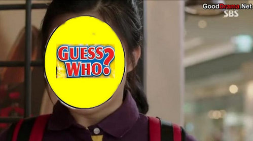 PICK THE RIGHT ACTRESS THAT PLAYED AS SCHOOLGIRL LEE EUN SOL GHOST AFTER BEING HIT TRUCK IN EP 2 ?