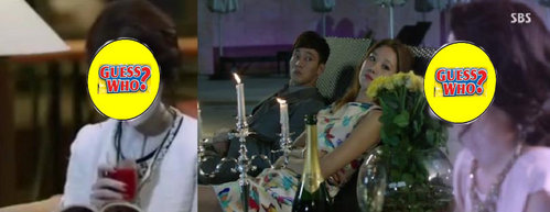 PICK THE RIGHT ACTRESS THAT PLAYED AS KANG GIL JA SPIRIT THAT HAUNTING THE HOTEL SWIMMING POOL IN EP 8