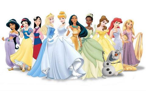 Is Olaf an official Disney Princess?