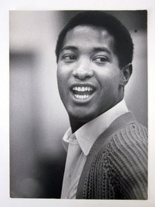 Michael once cited Sam Cooke as one of his early vocal influences